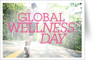 WTS International Supports Global Wellness Day
