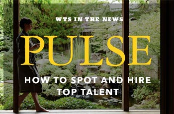 Pulse Magazine,iSpa,hiring,staffing,spa staff,spa training,staff training,spa consulting, spa design, spa management,wts international,luxury spa brand,spa brand,spa brand development